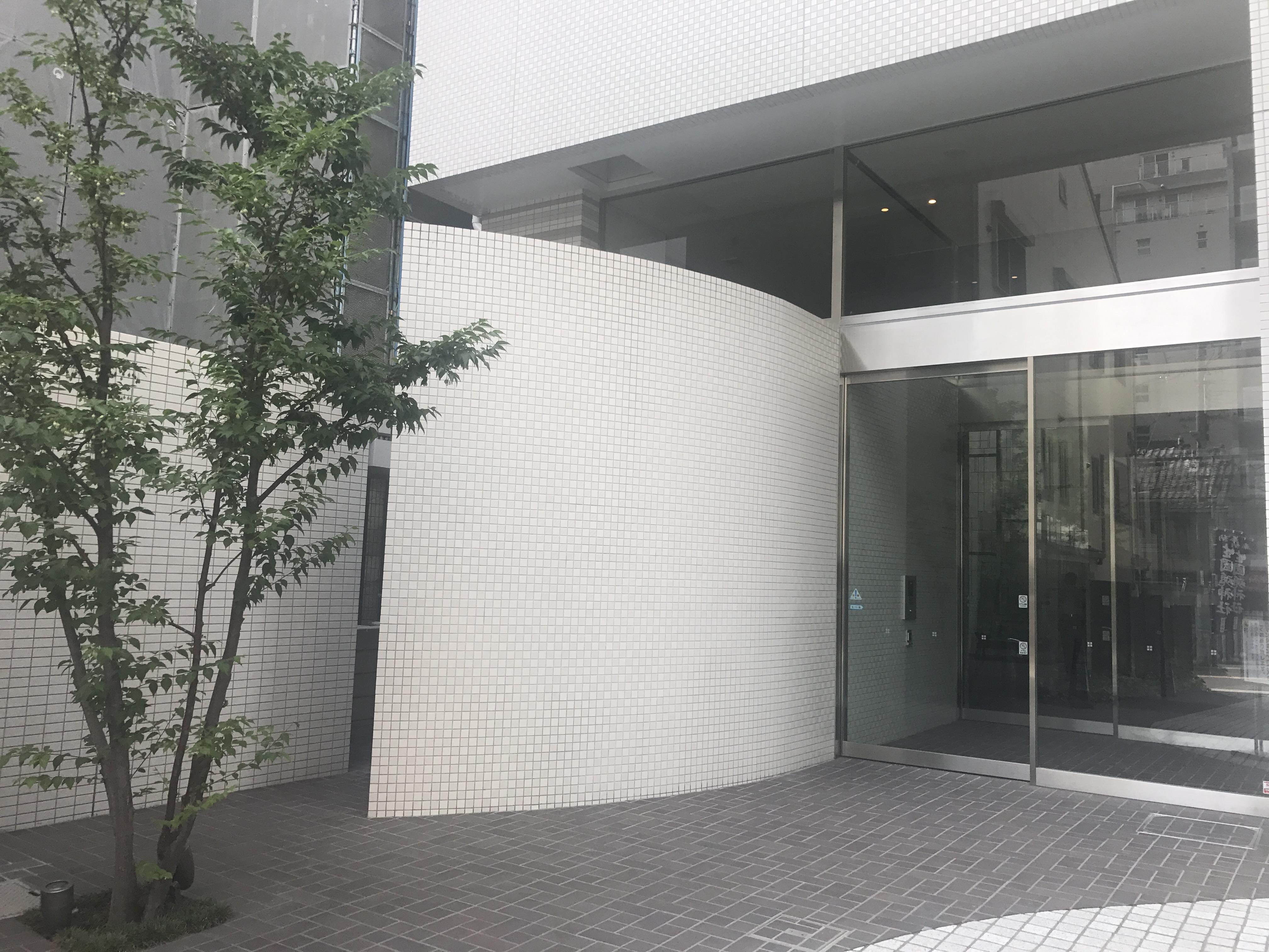 大阪市中央区内久宝寺二丁目の物件外観写真