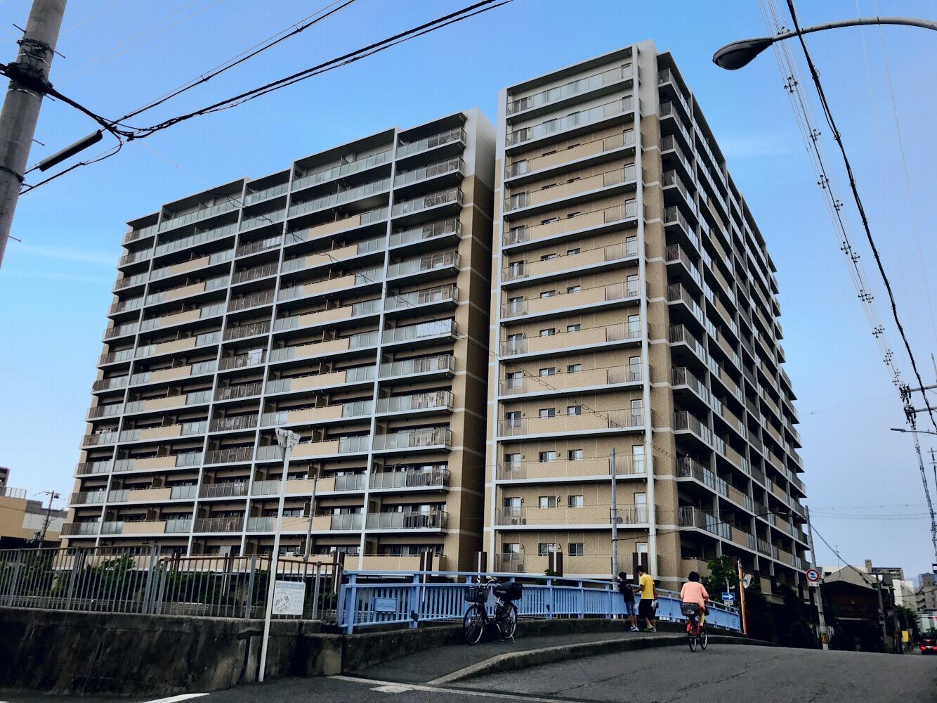 大阪市城東区永田3丁目の物件外観写真