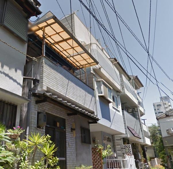 大阪市阿倍野区共立通1丁目の物件外観写真