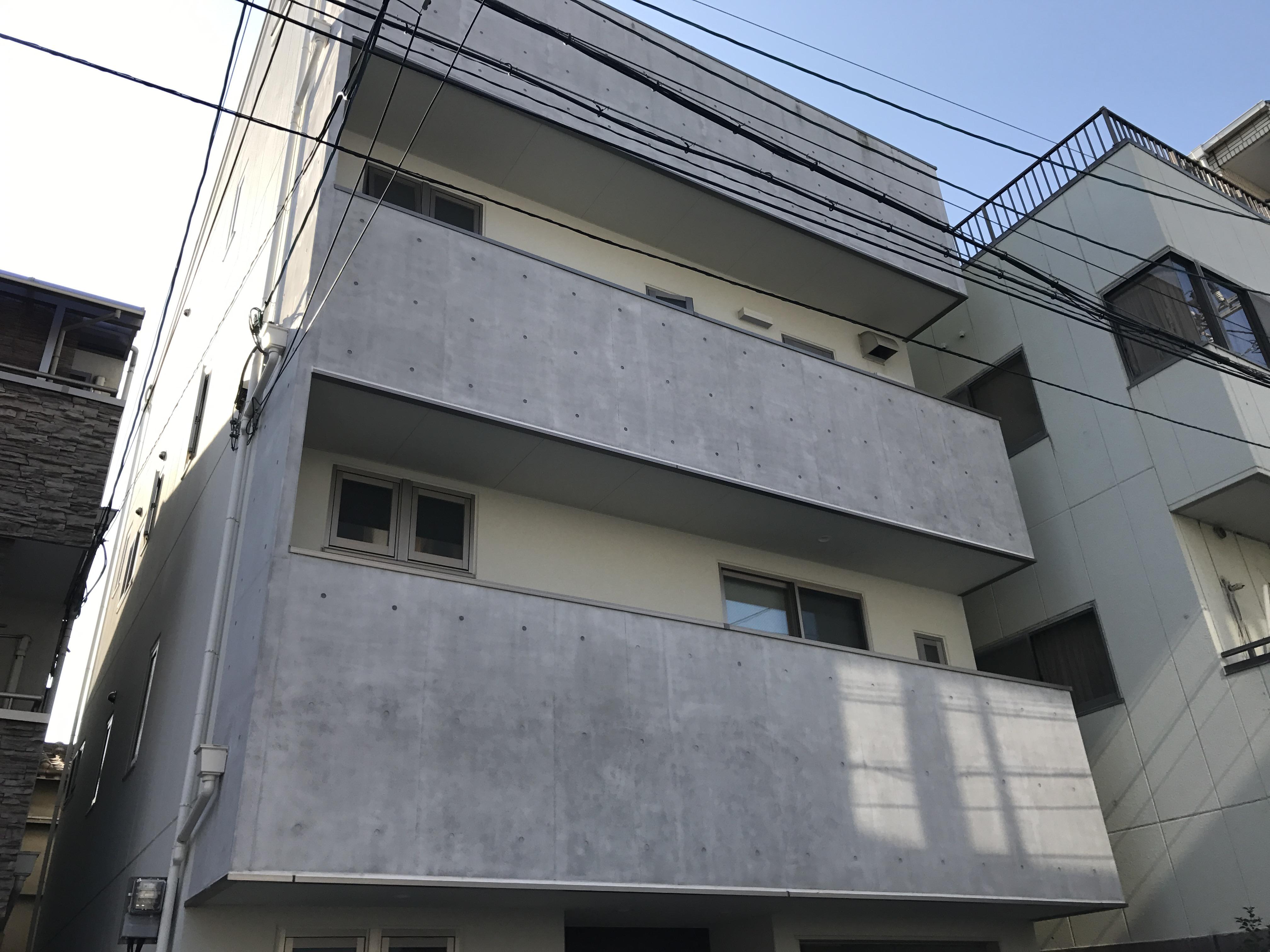 大阪市北区本庄西2丁目の物件外観写真