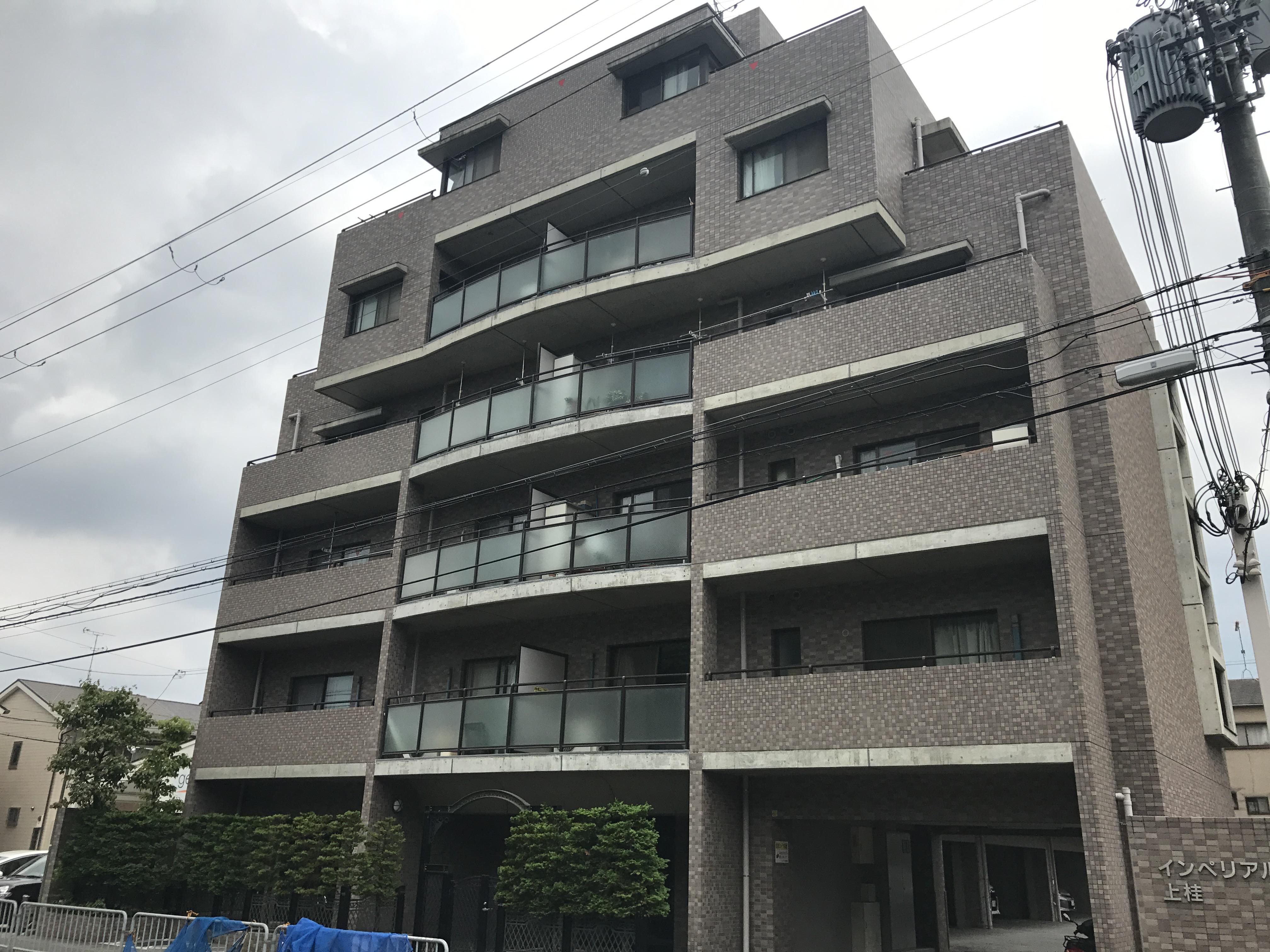 京都市西京区上桂前川町の物件外観写真
