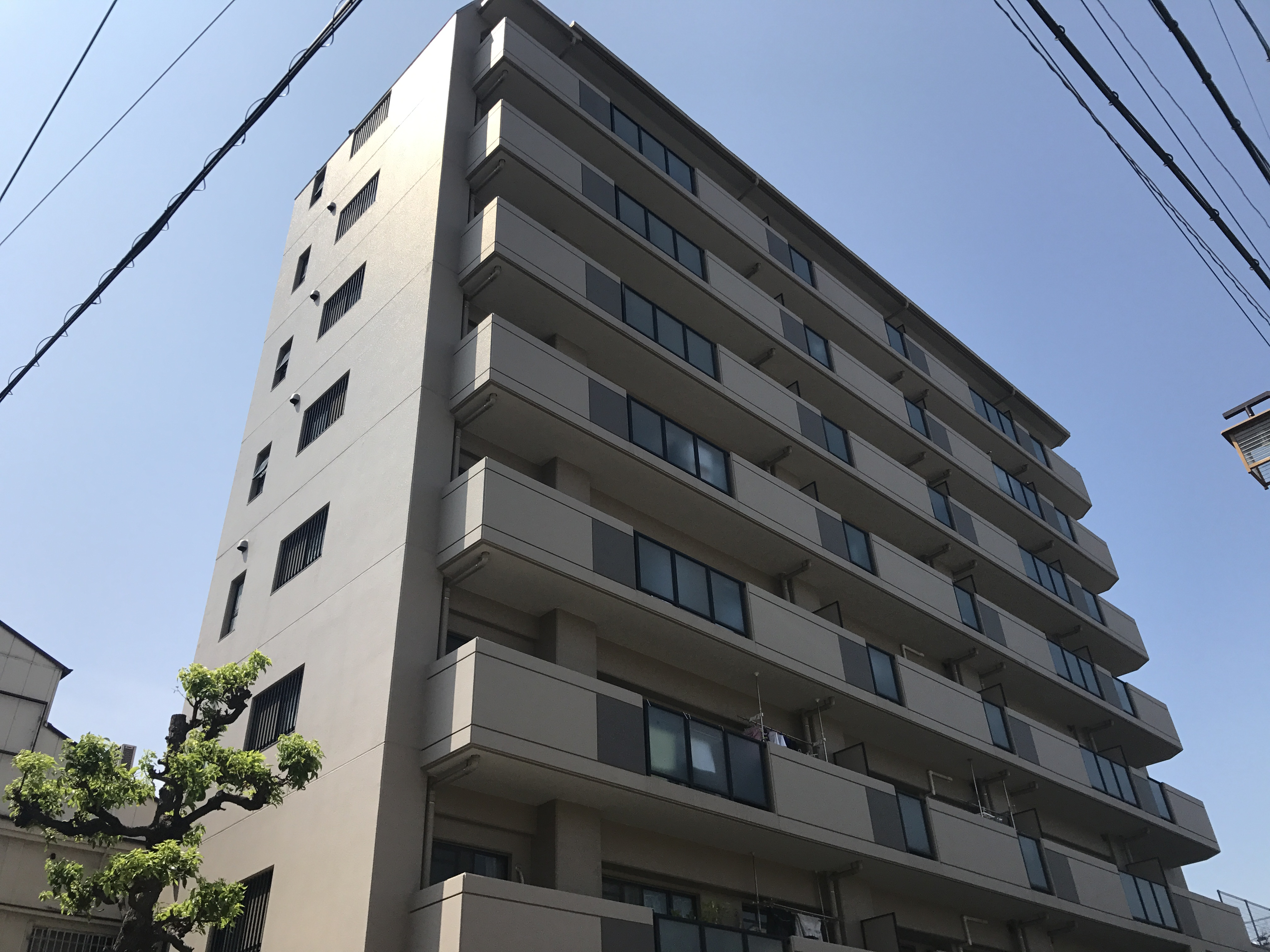 大阪市住吉区遠里小野5丁目の物件外観写真
