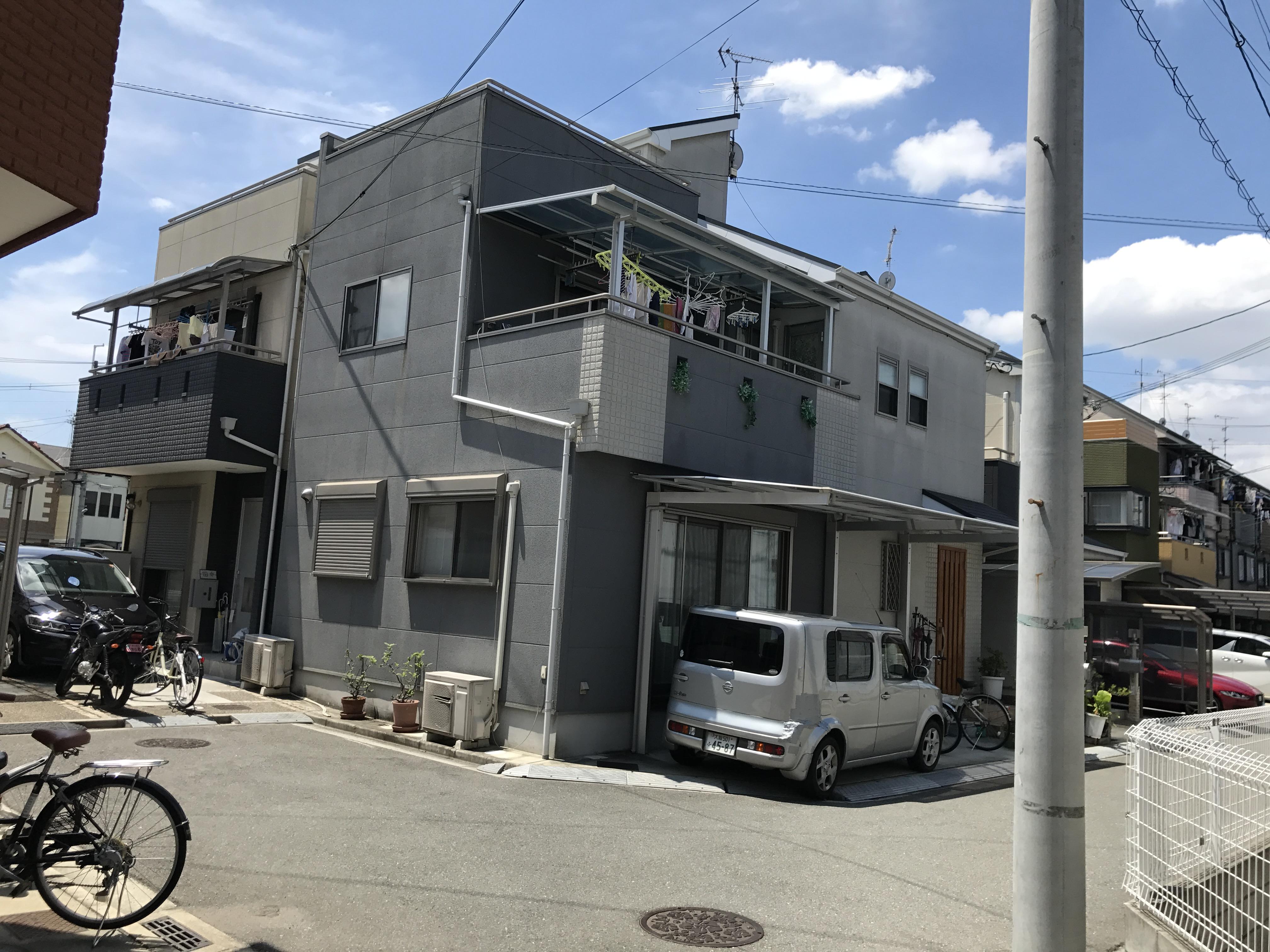 東大阪市衣摺四丁目の物件外観写真