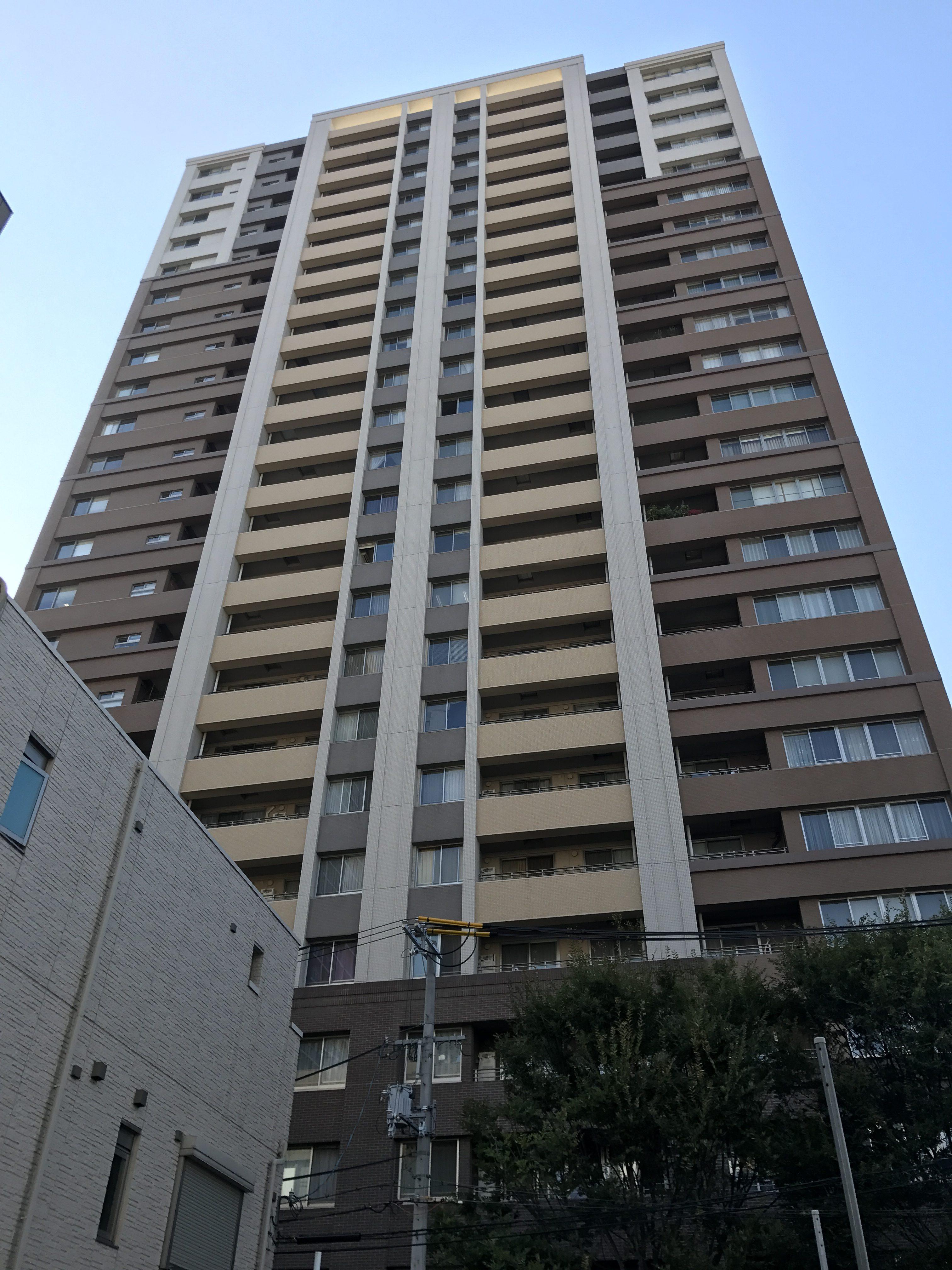 大阪市北区西天満1丁目の物件外観写真