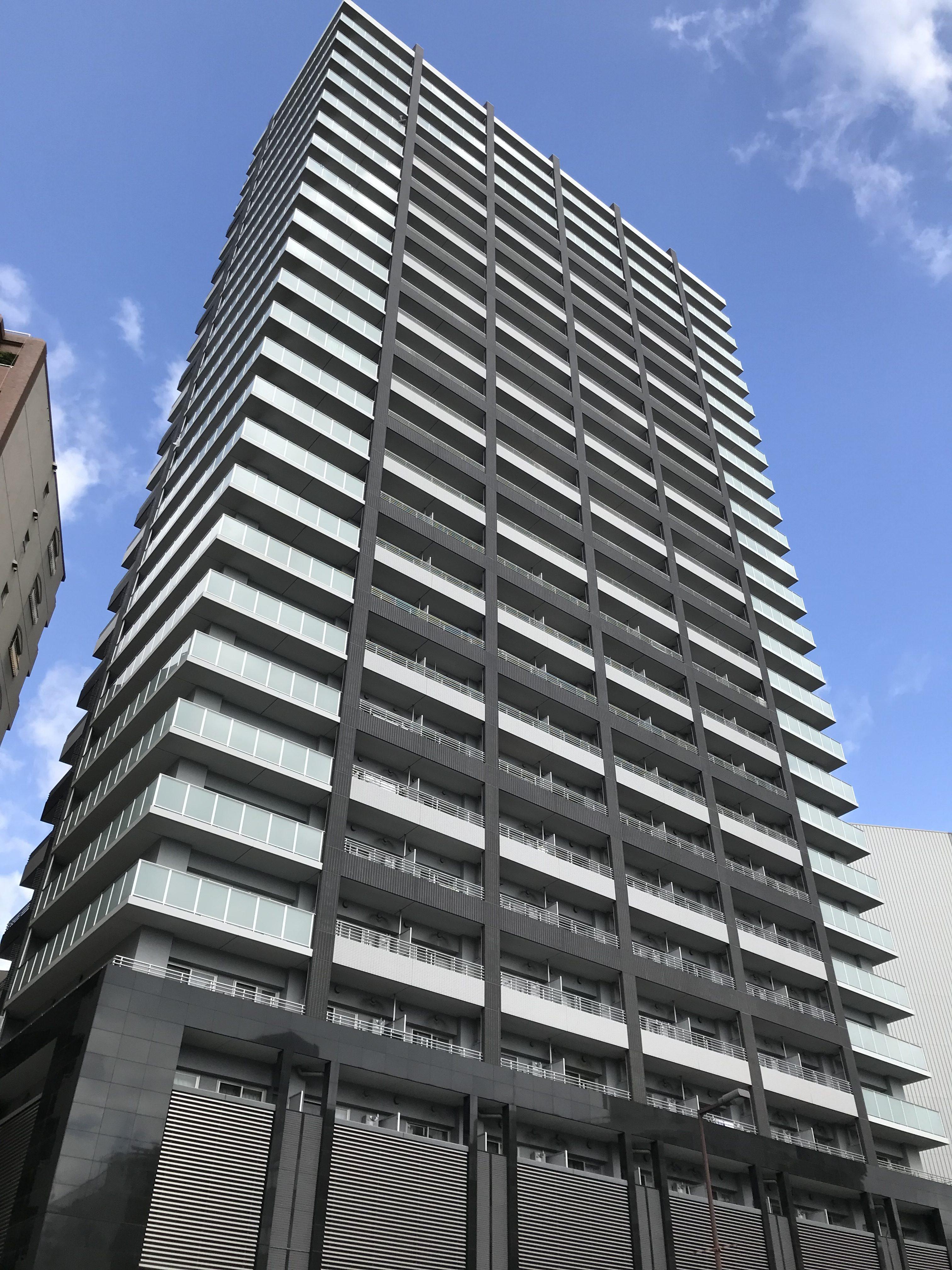 大阪市中央区安堂寺町二丁目の物件外観写真