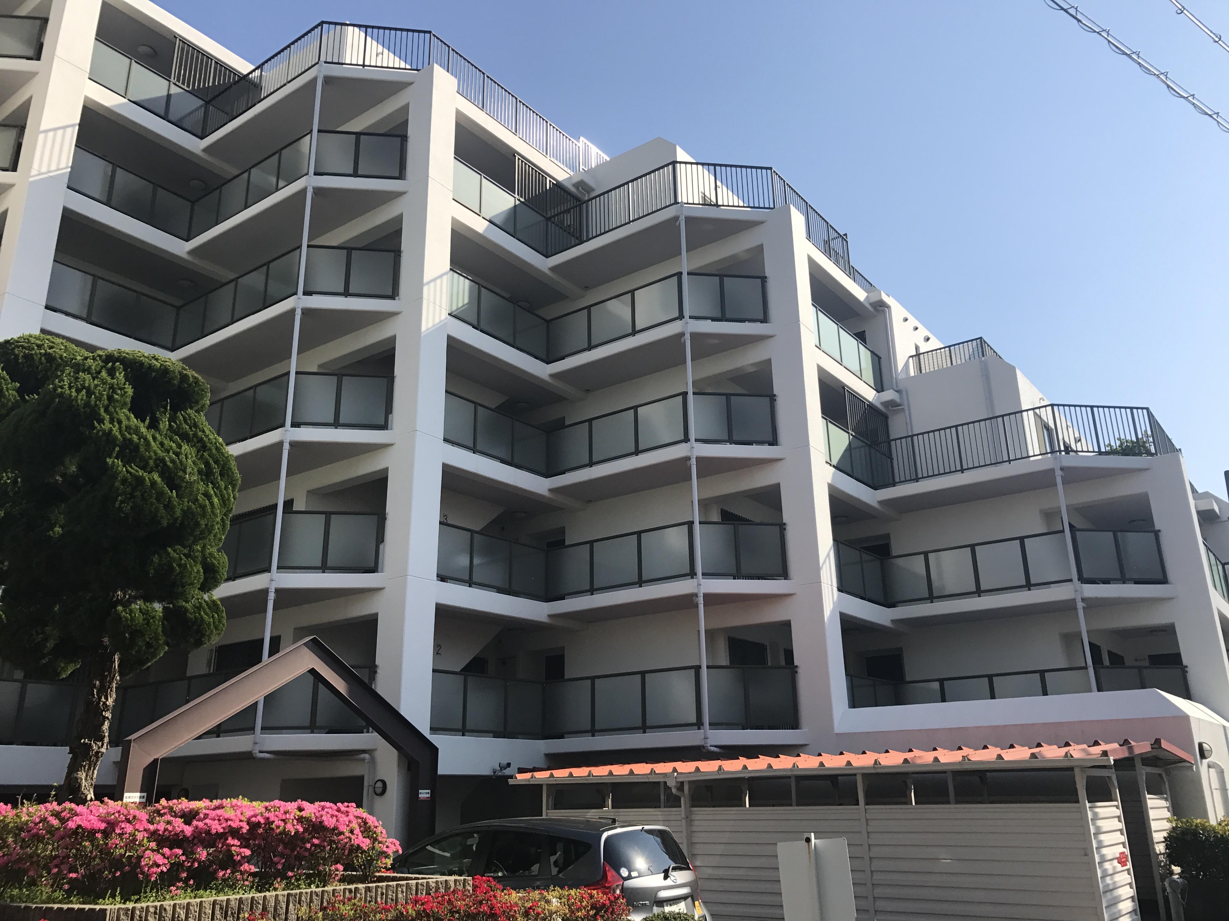 神戸市垂水区塩屋の物件外観写真