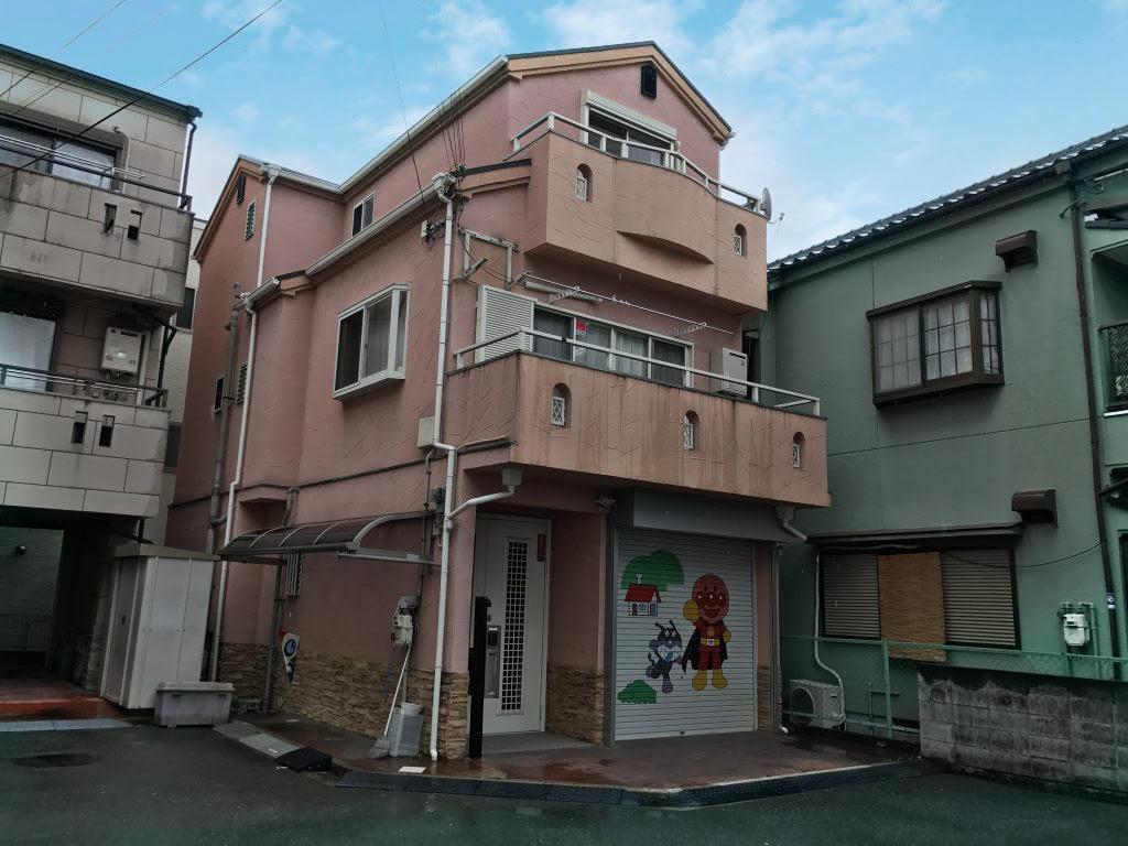 大阪市鶴見区浜3丁目の物件外観写真
