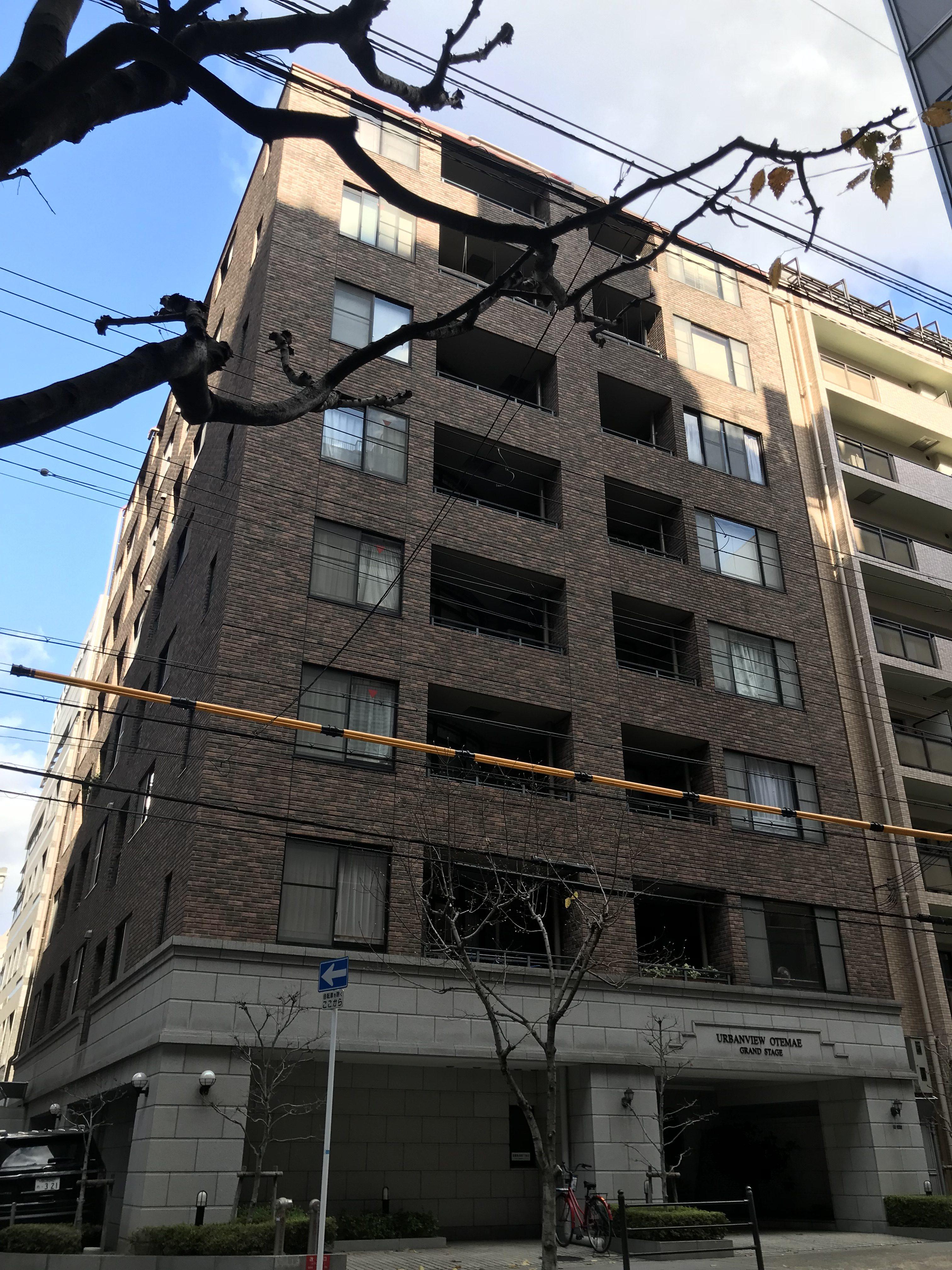 大阪市中央区内平野町一丁目の物件外観写真