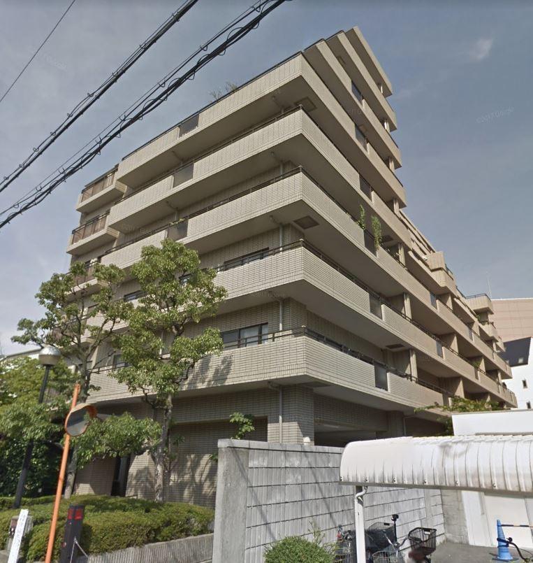 大阪市天王寺区堂ヶ芝の物件外観写真