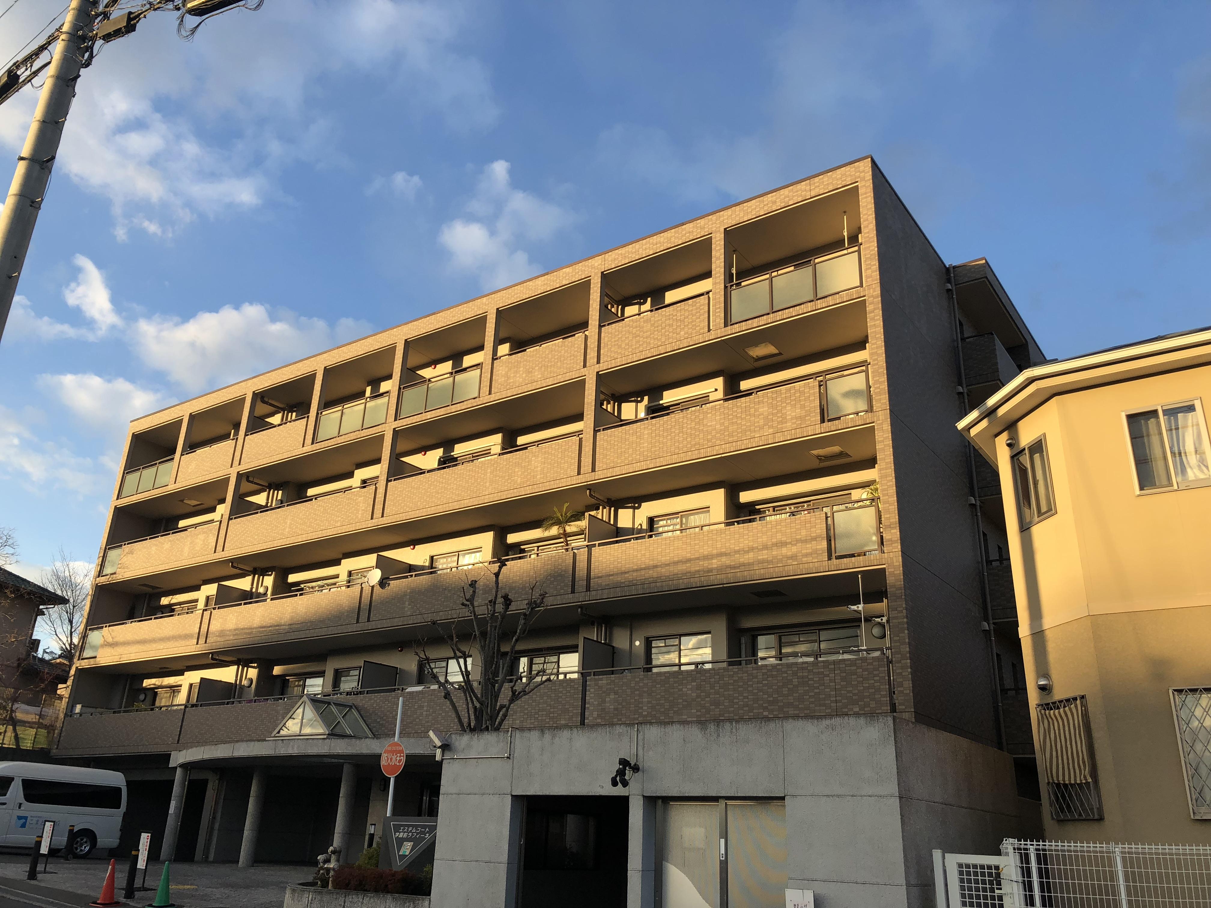 奈良市学園中5丁目の物件外観写真