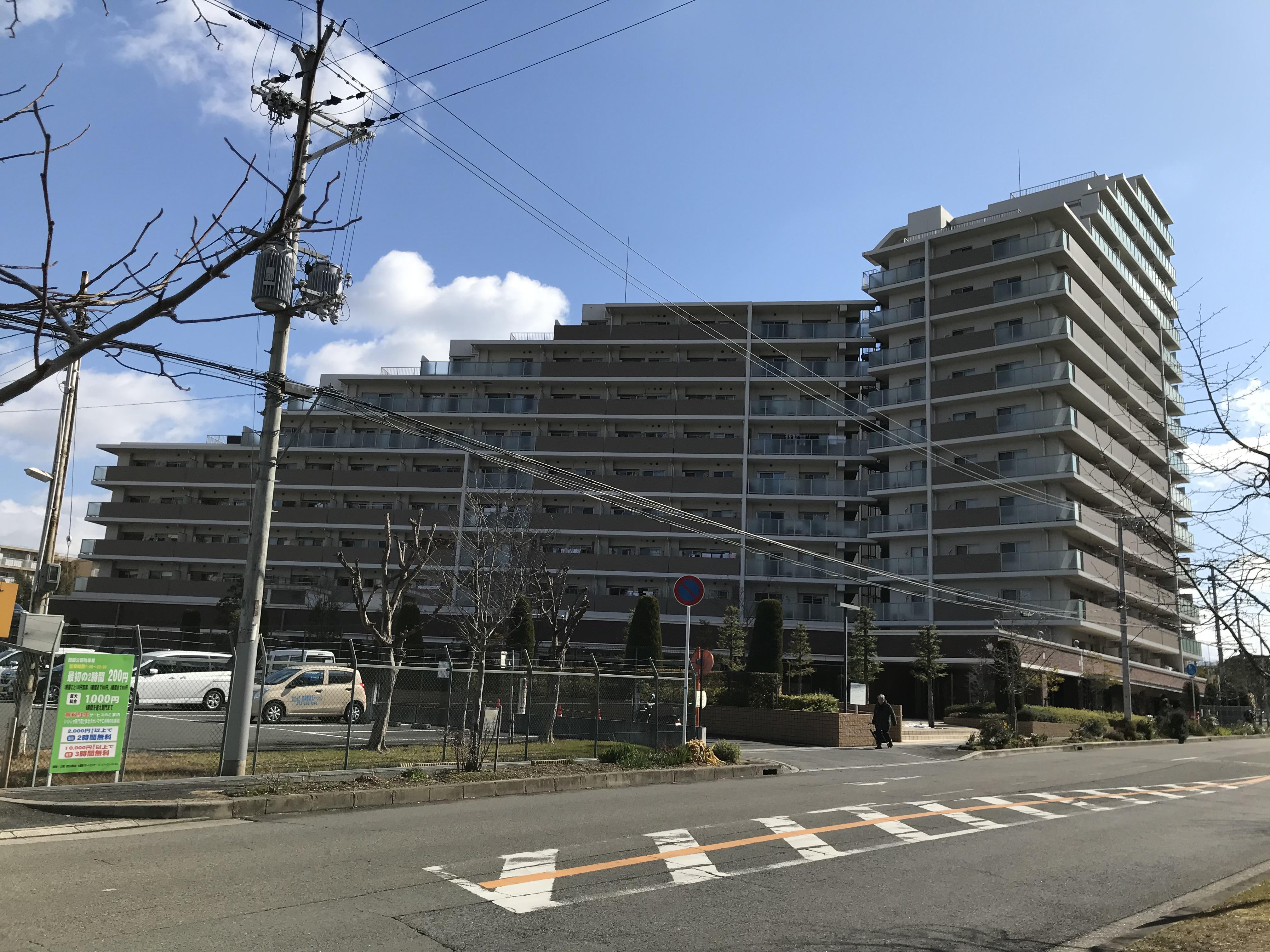 堺市南区三原台一丁の物件外観写真