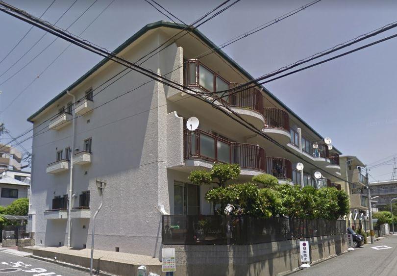 神戸市東灘区御影中町4丁目8-8の物件外観写真