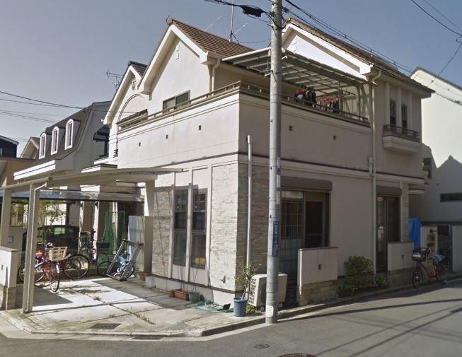 東大阪市瓜生堂2丁目の物件外観写真