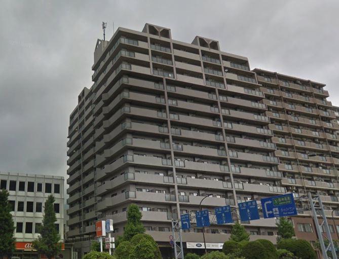 神戸市中央区雲井通の物件外観写真