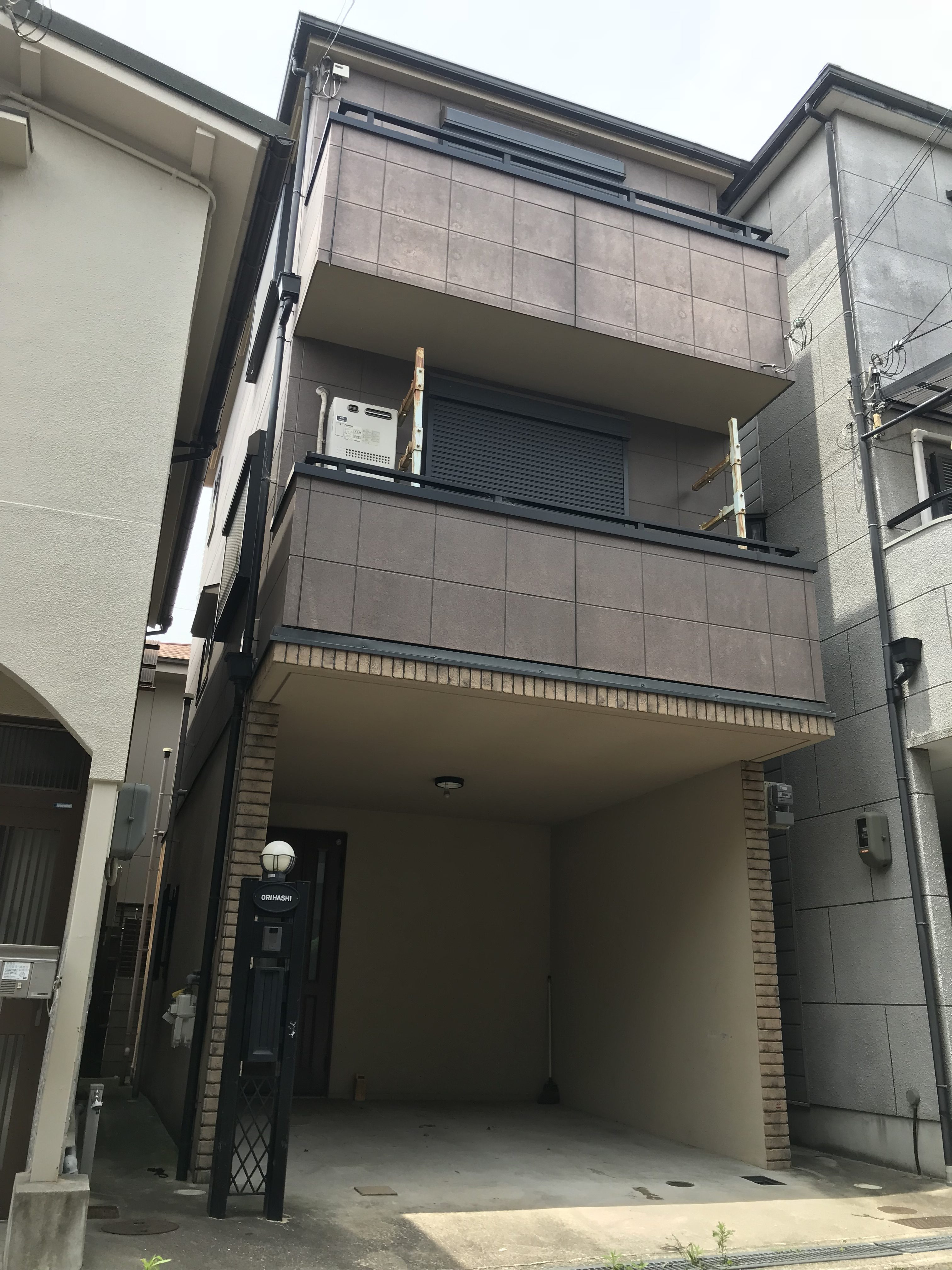 豊中市桜の町の物件外観写真