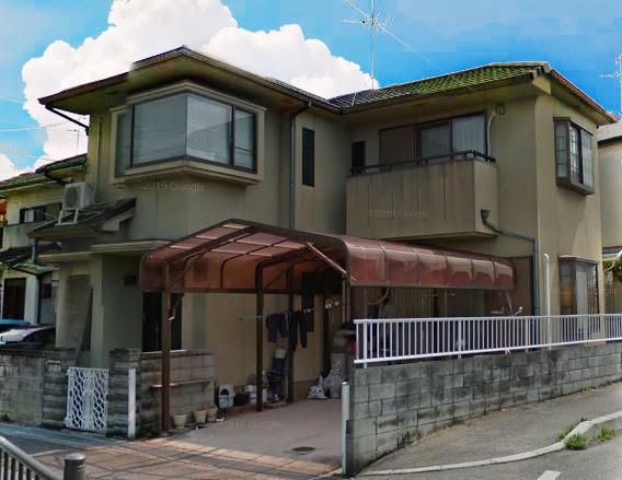 大阪狭山市池尻中の物件外観写真