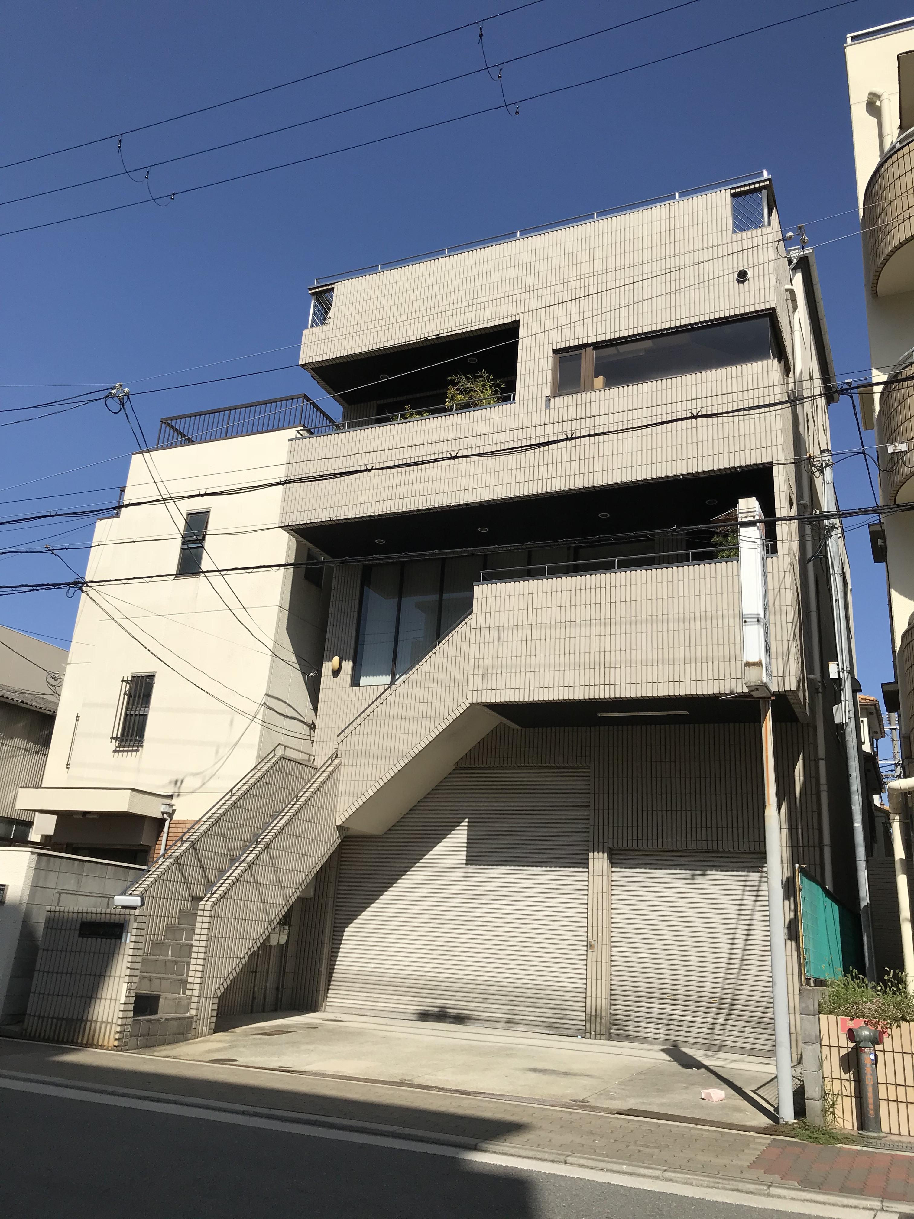 大阪市城東区諏訪4丁目の物件外観写真