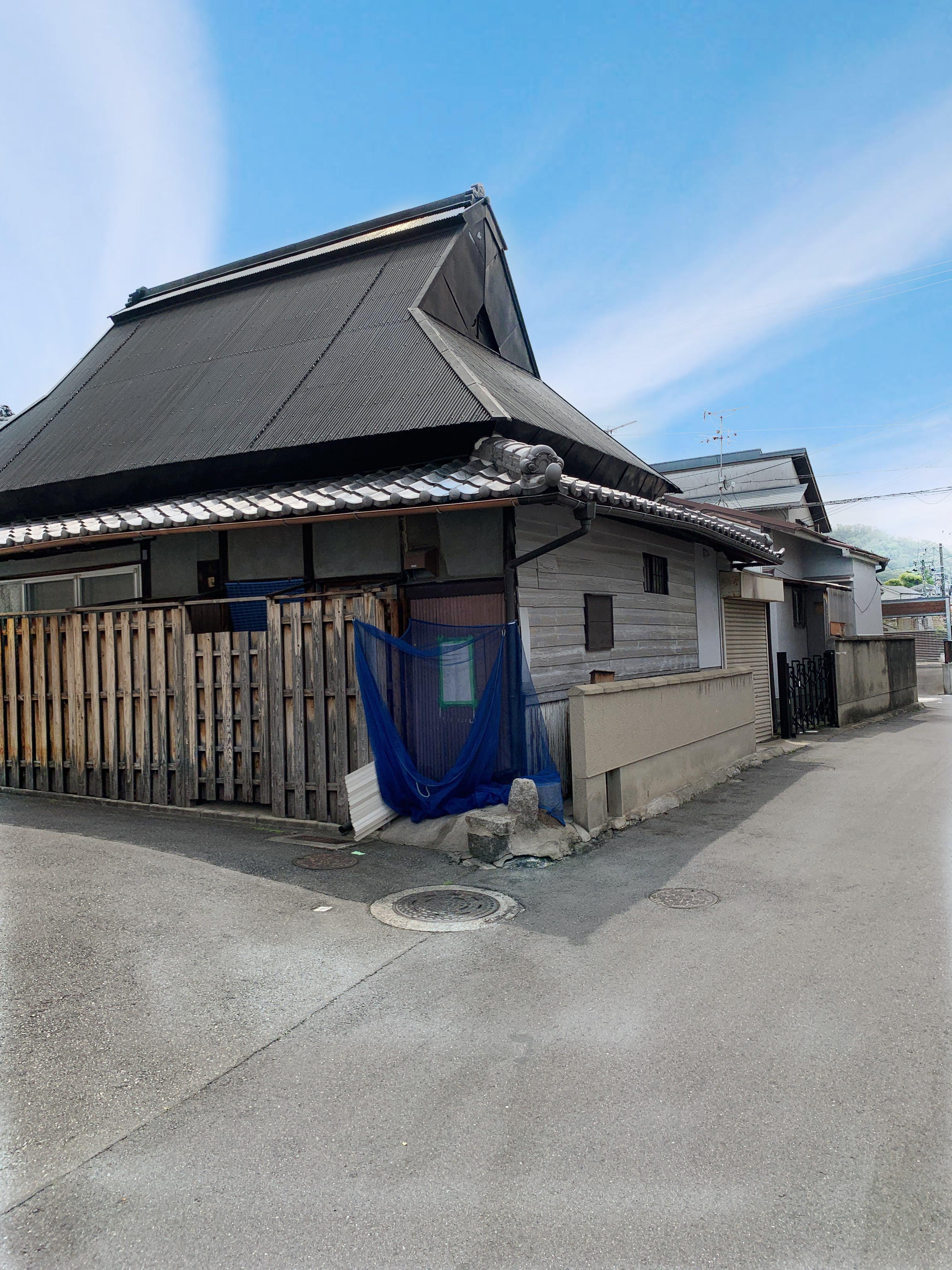 東大阪市東石切町の物件外観写真