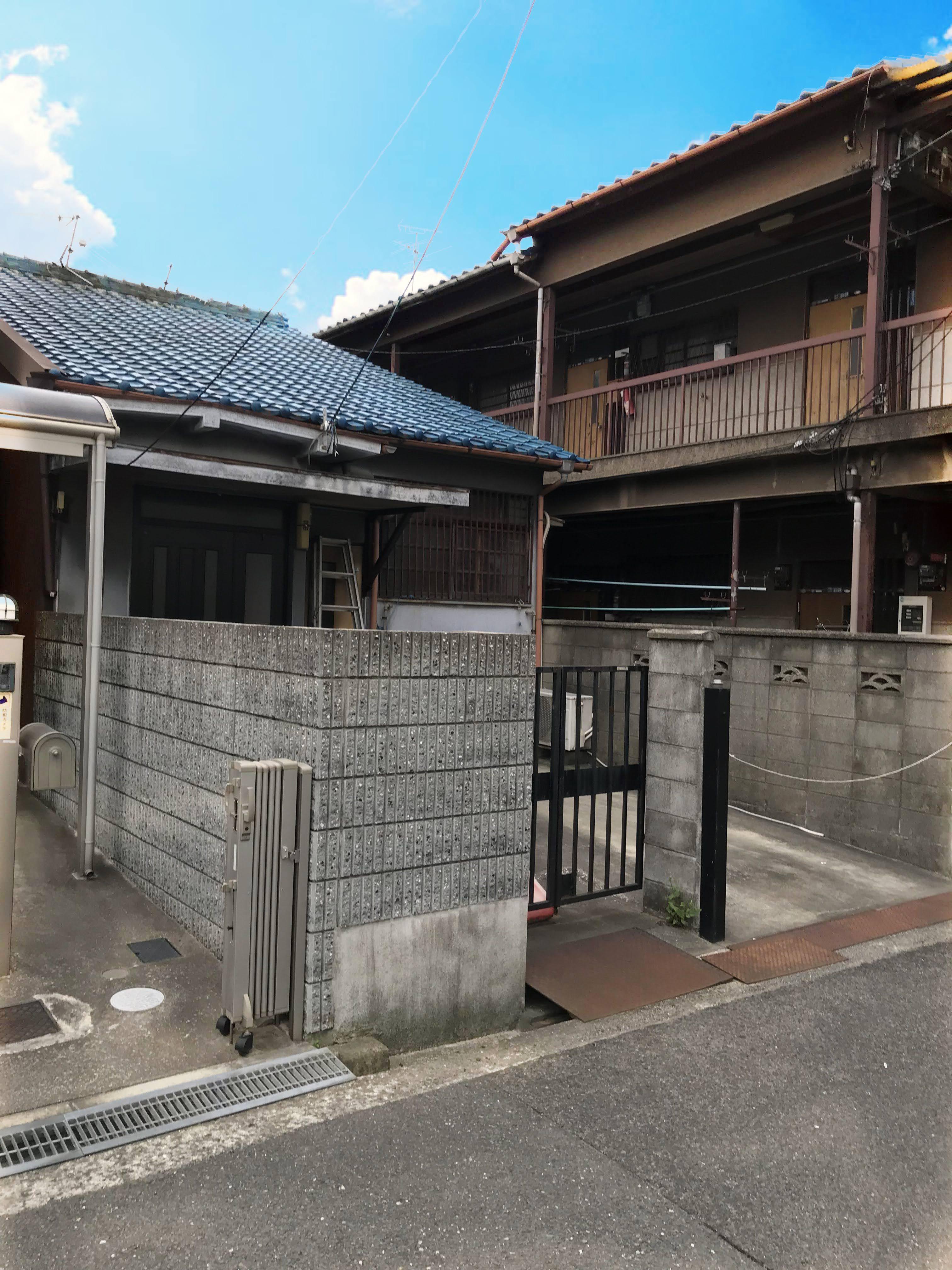 東大阪市の物件外観写真