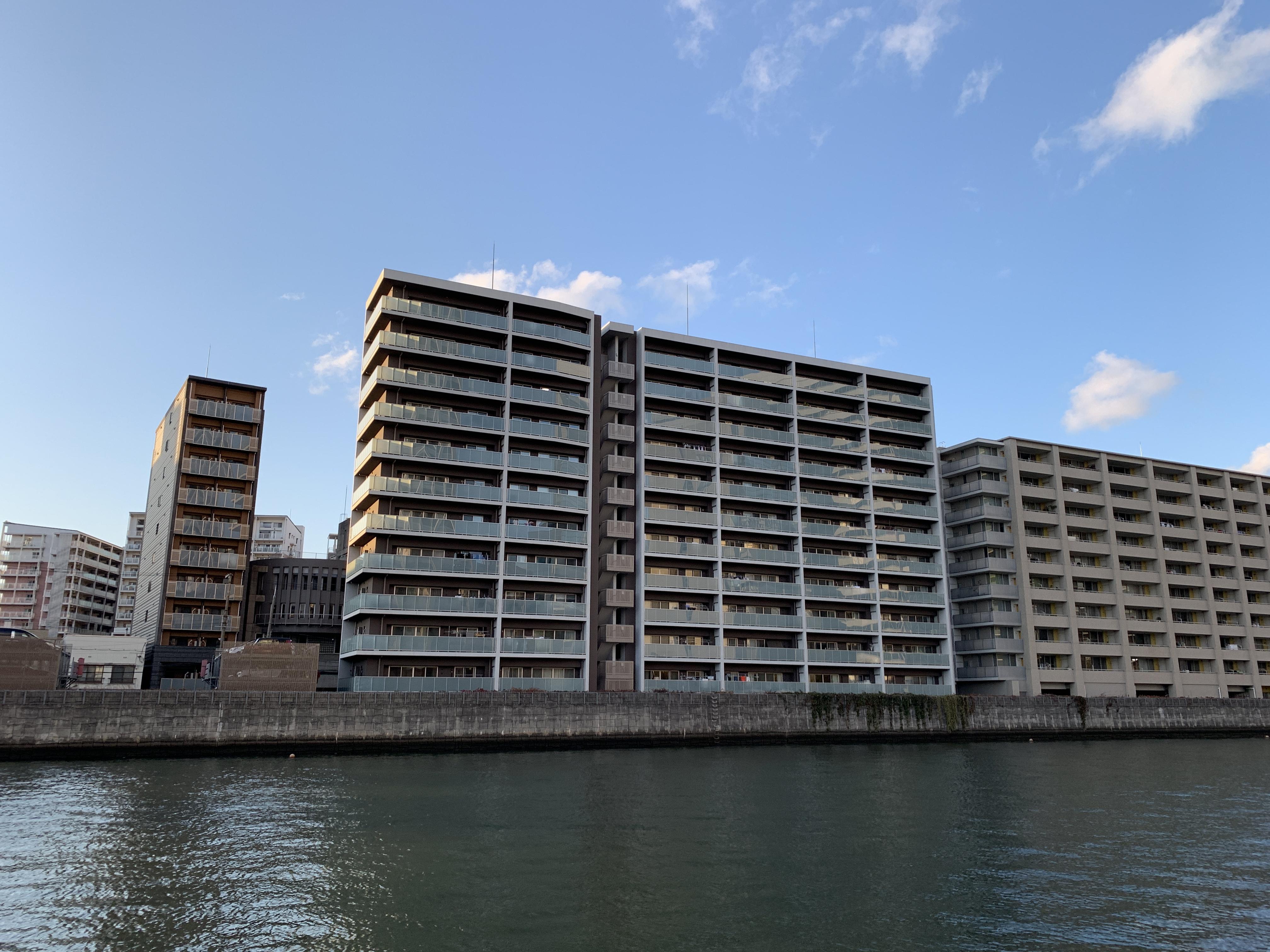 大阪市福島区玉川の物件外観写真