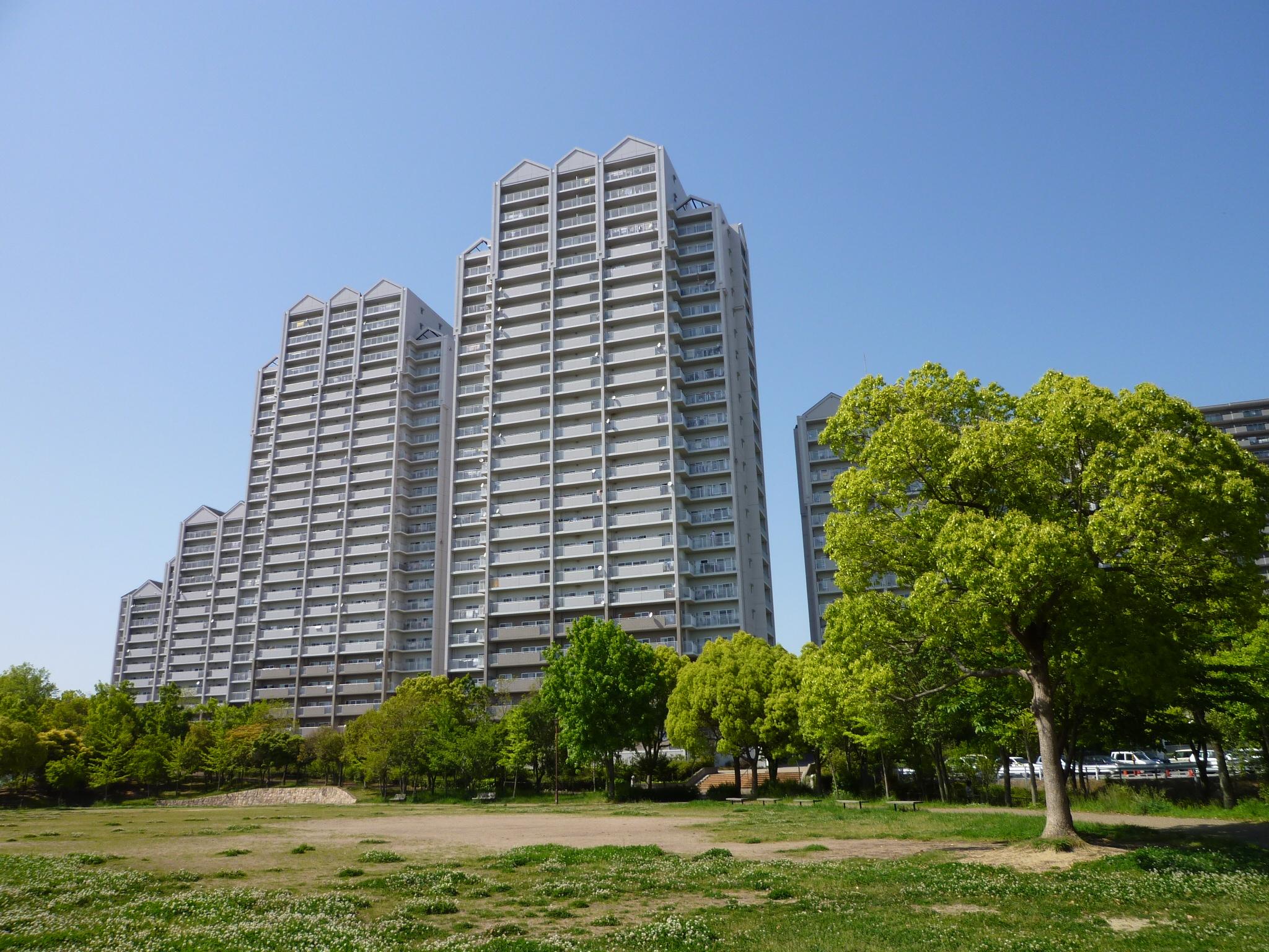 神戸市西区樫野台の物件外観写真