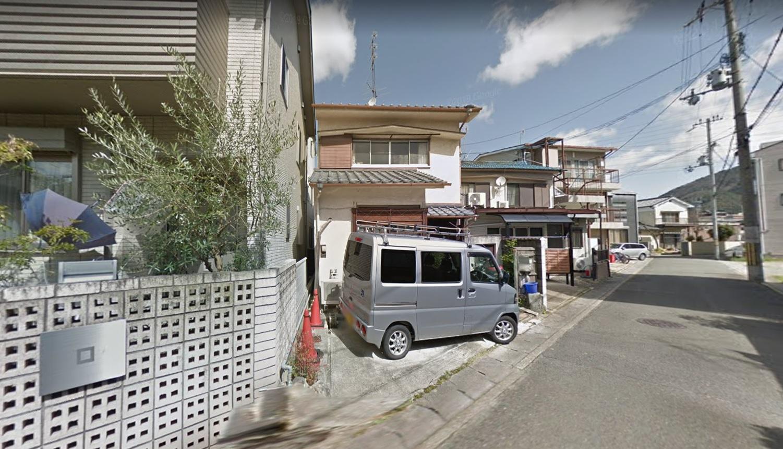 京都市山科区の物件外観写真
