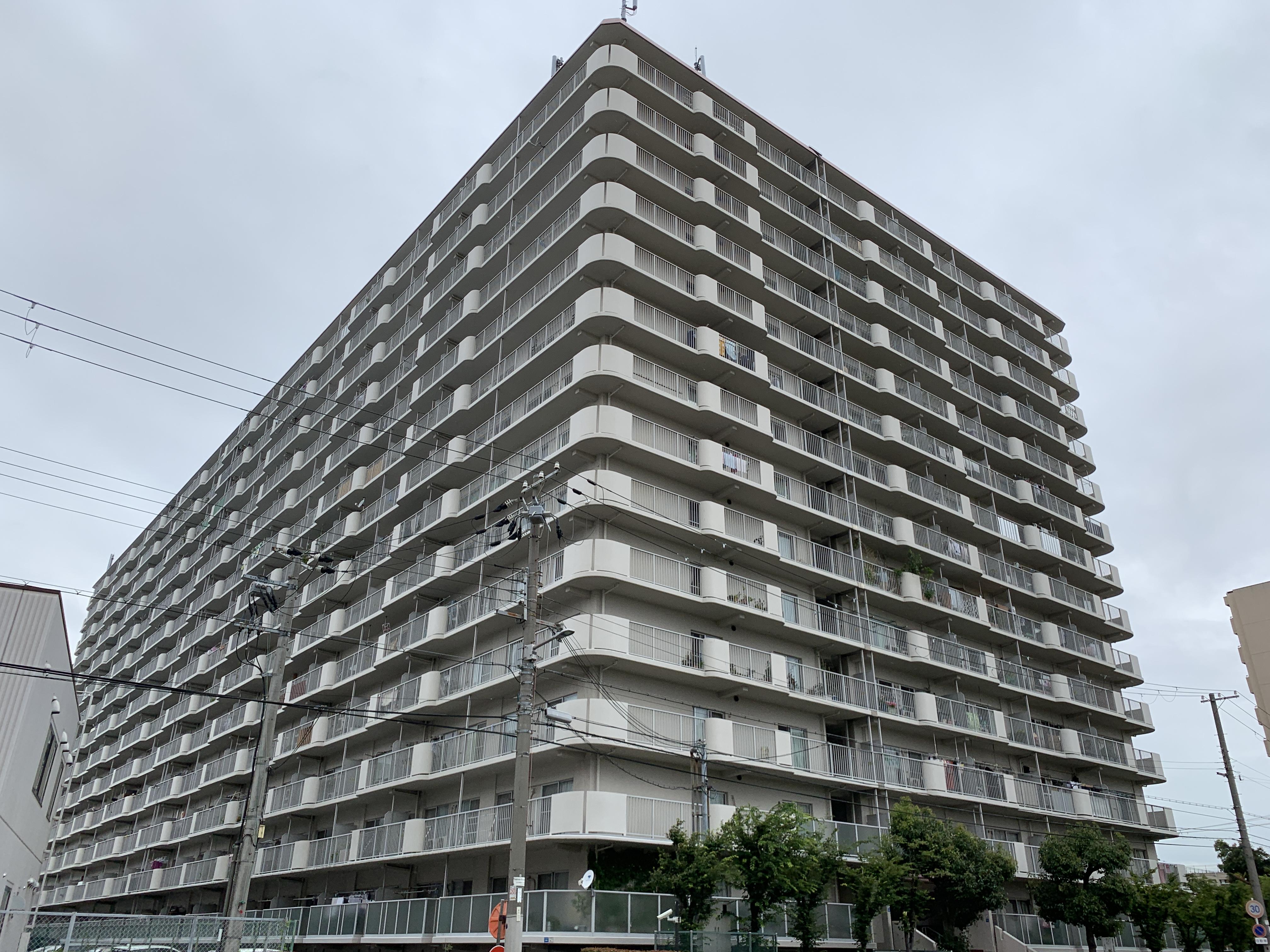 大阪市大正区北恩加島の物件外観写真