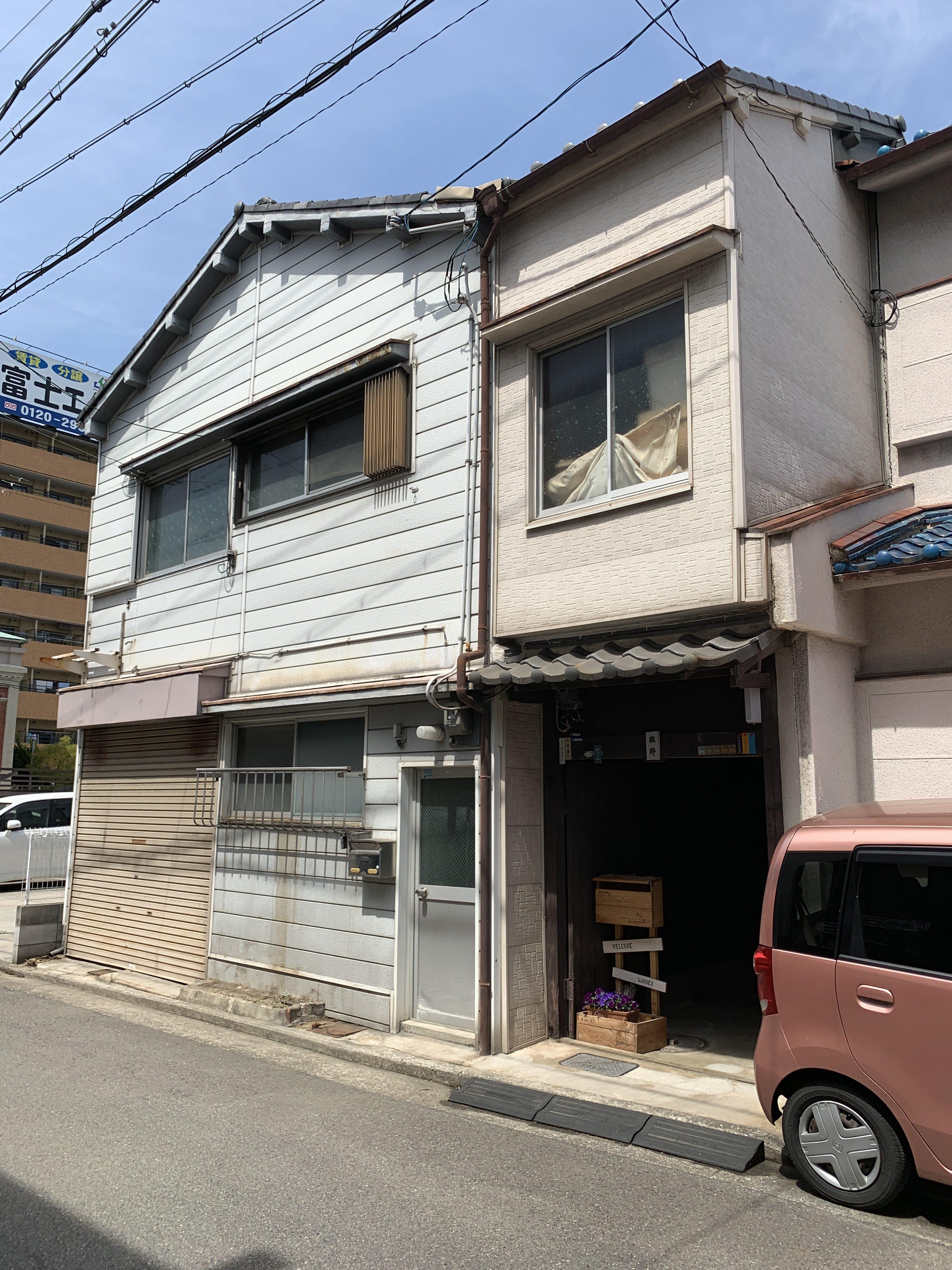 堺市堺区永代町の物件外観写真