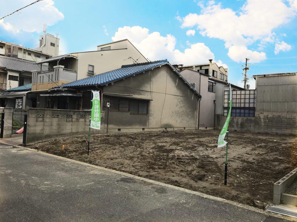 東大阪市寿町の物件外観写真