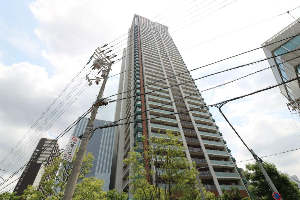 大阪市福島区福島の物件外観写真