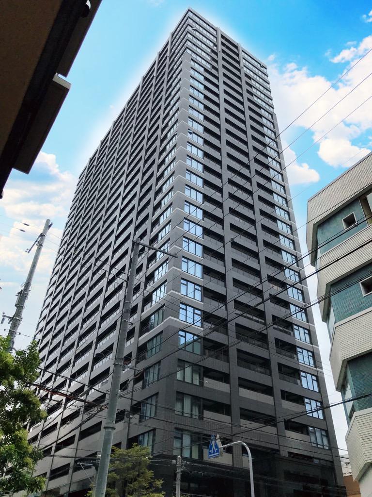 大阪市中央区久太郎町の物件外観写真