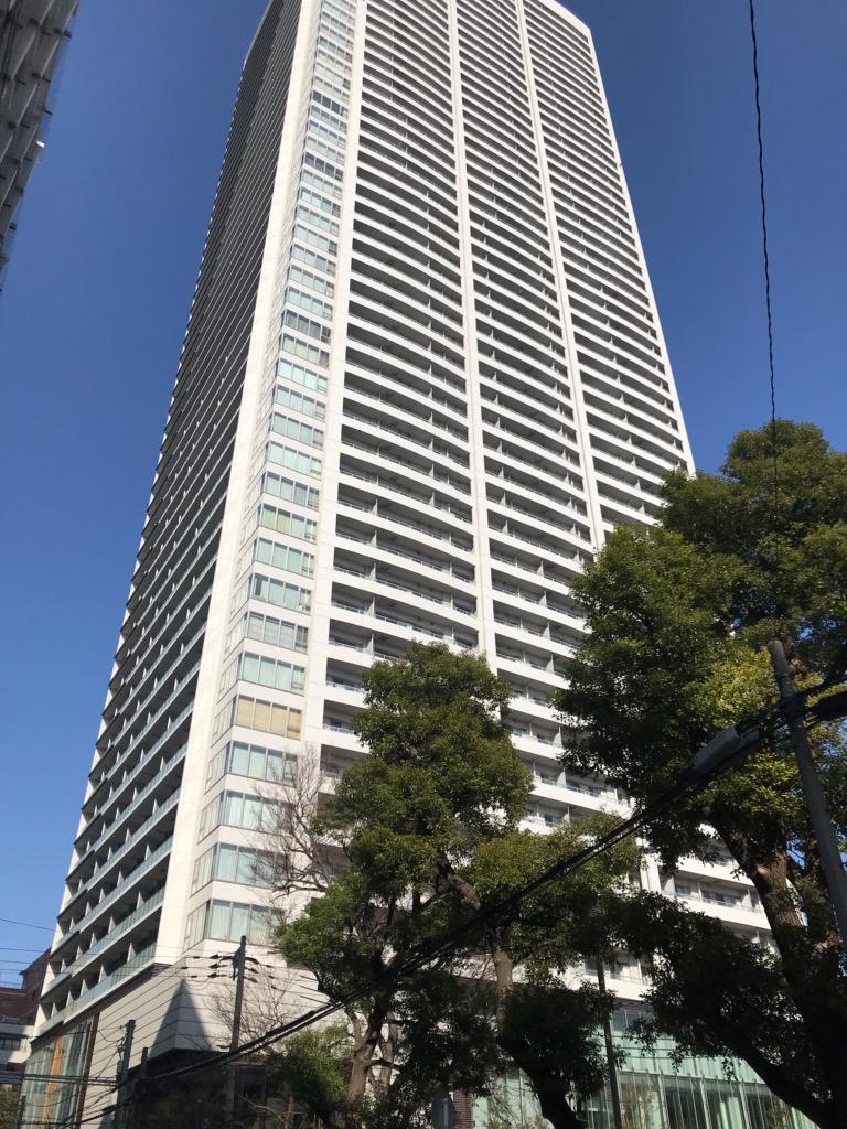 大阪市西区新町一丁目の物件外観写真