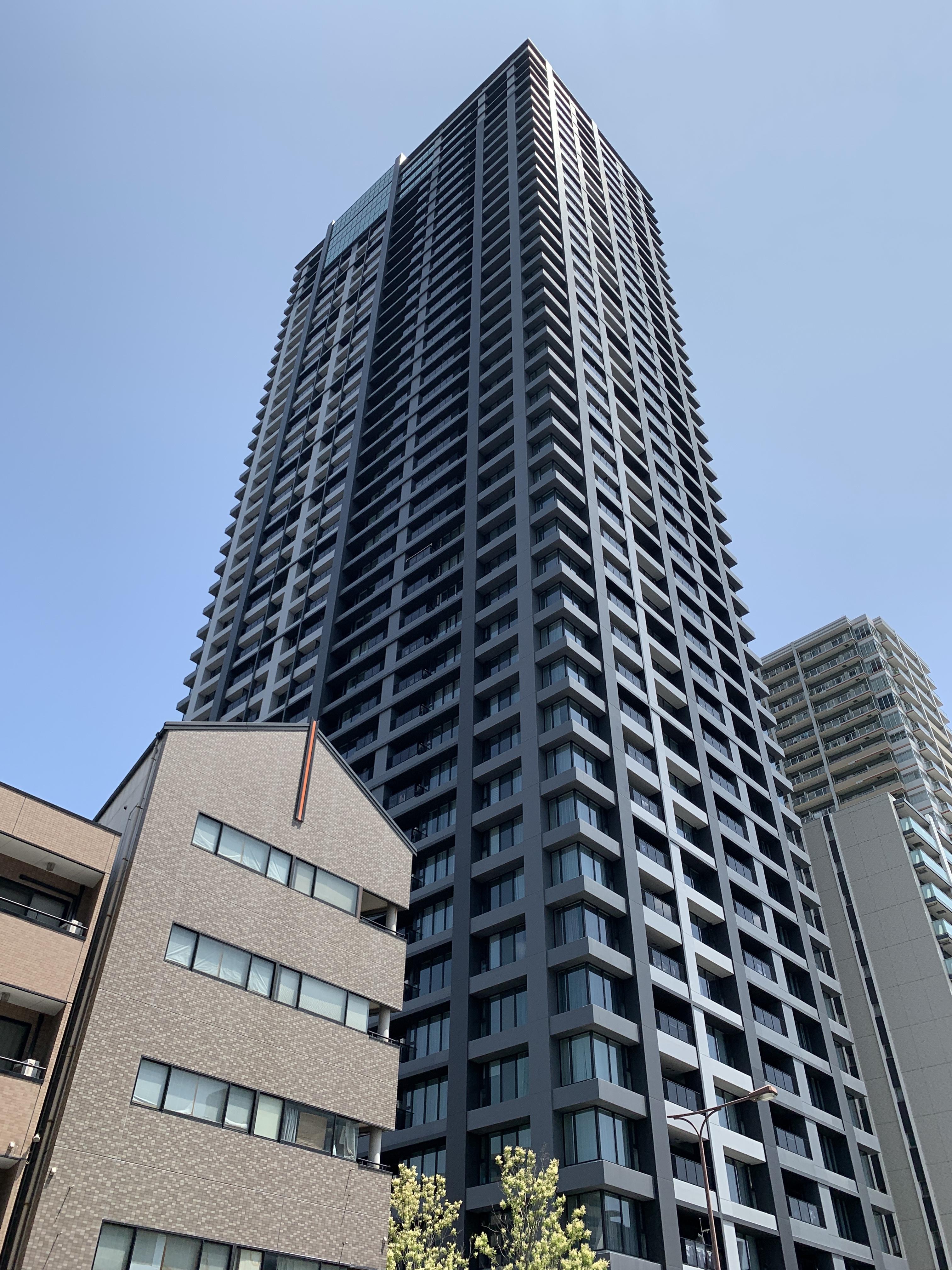 大阪市北区本庄西の物件外観写真