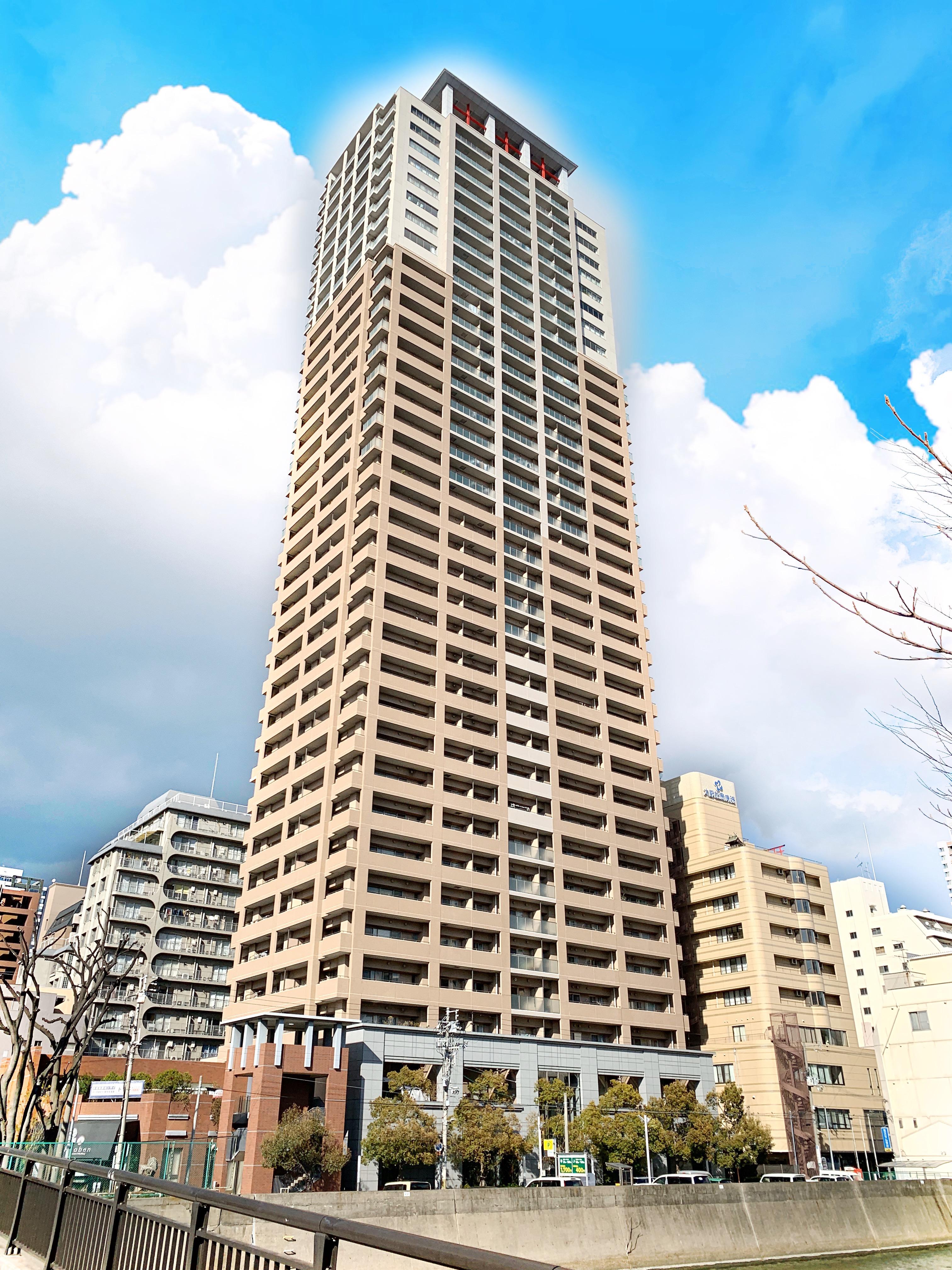 大阪市西区南堀江の物件外観写真