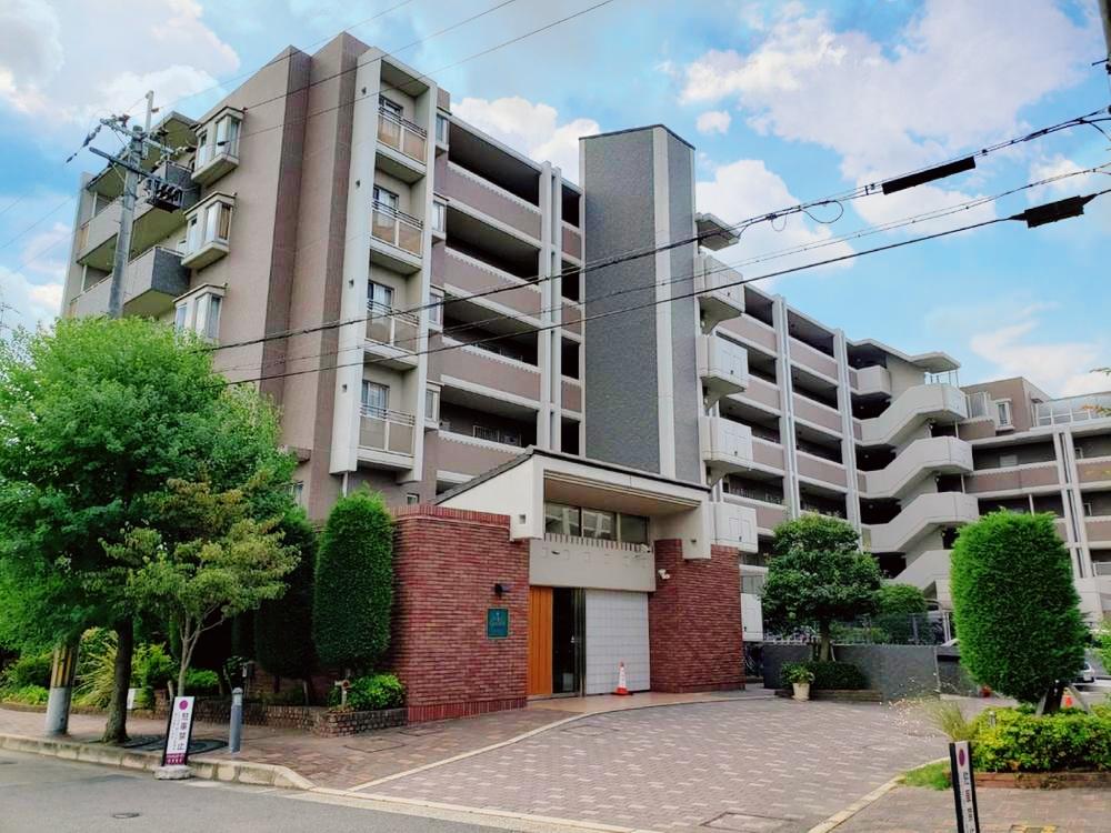 大阪府交野市私部西の物件外観写真