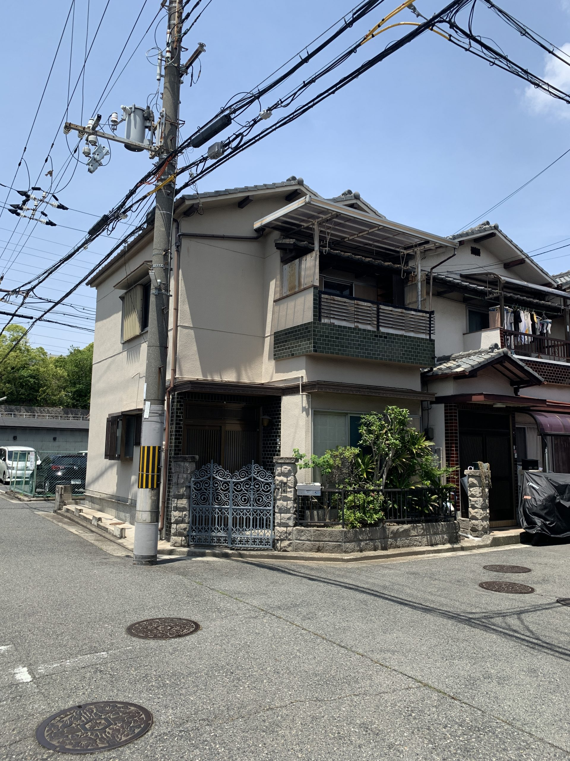 大阪府堺市西区浜寺諏訪森町西の物件外観写真