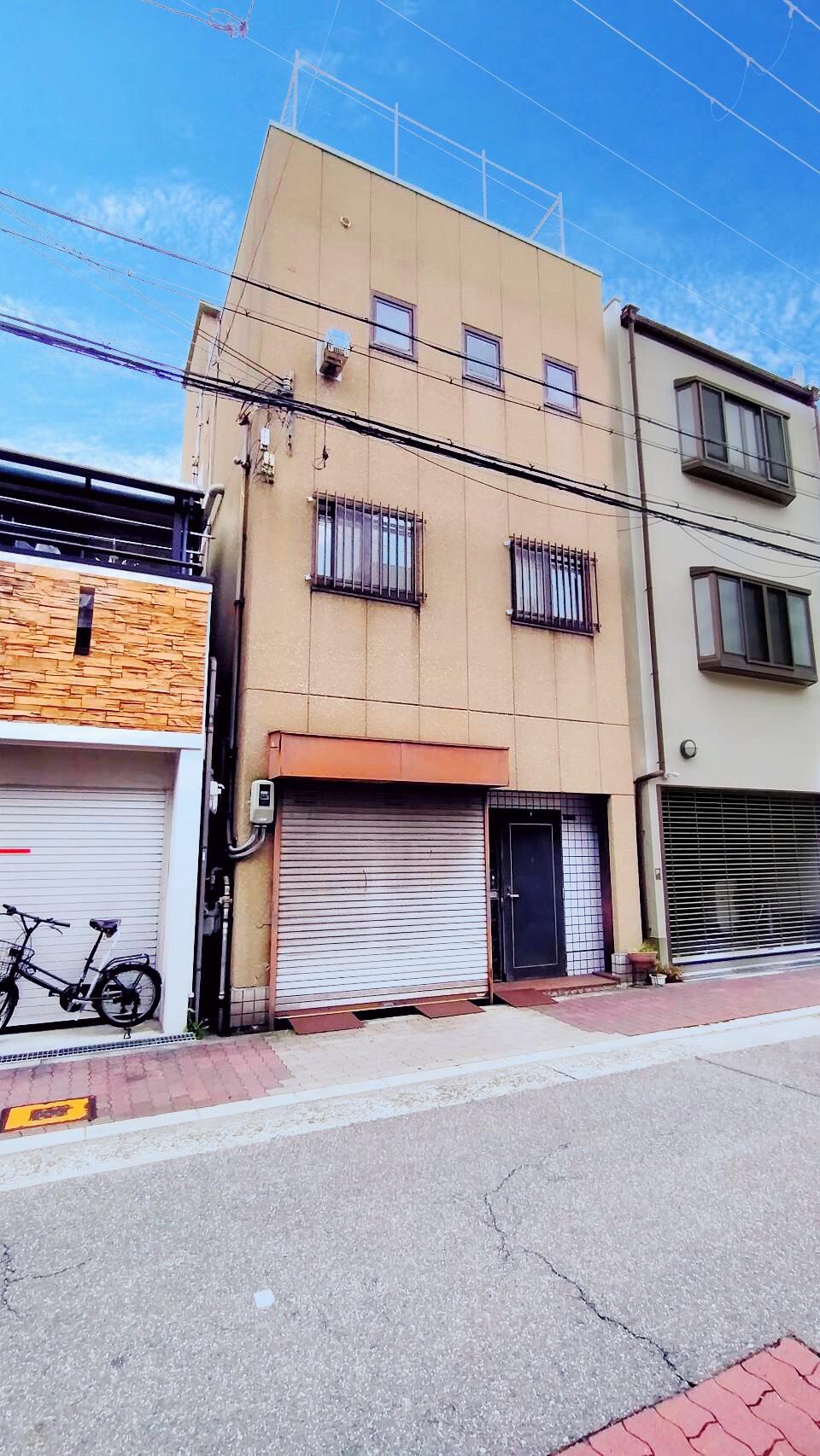 大阪府大阪市東成区大今里南一丁目の物件外観写真