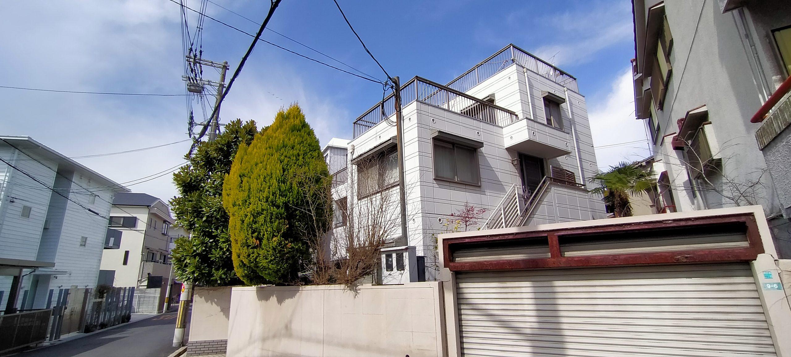大阪市阿倍野区相生通二丁目の物件外観写真