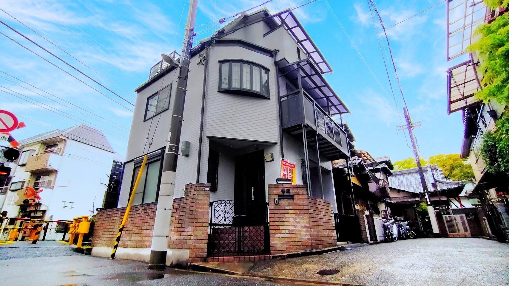 大阪市住吉区沢之町一丁目の物件外観写真