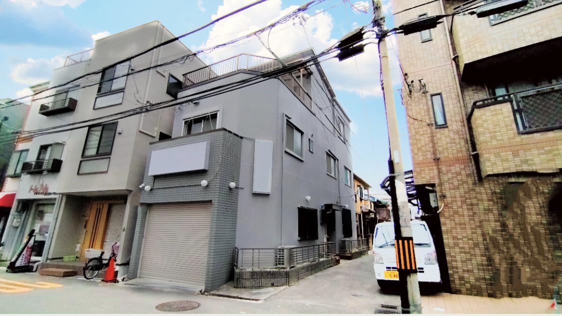 大阪市東淀川区淡路四丁目の物件外観写真